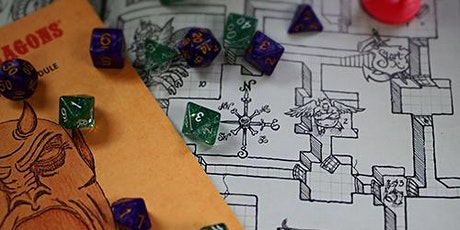Dungeons & Dragons Camp tickets