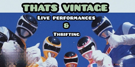 That's Vintage ep. 2 tickets