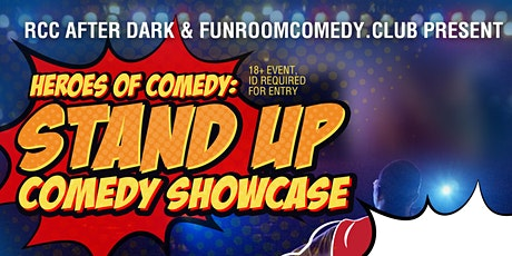 Heroes of Comedy tickets