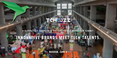 Tchoozz - OpenExpo | Tech Dating Madrid tickets