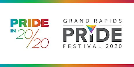 Grand Rapids Pride Festival 2020 tickets