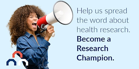 Research Champions Launch Party tickets