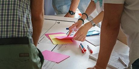 """Agile Methoden im Projektmanagement """"Design Thinking"""" Tickets"""
