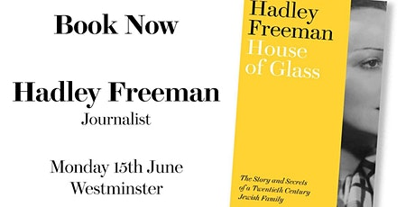 Prospect Book Club - Hadley Freeman tickets