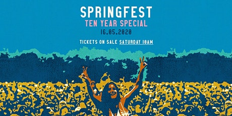*POSTPONED* Tempest Springfest | Ten Year Special tickets