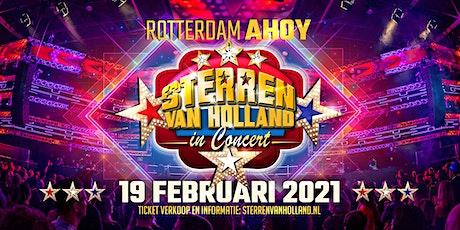 Sterren van Holland | 19 februari tickets