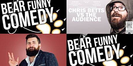 Bear Funny Comedy Edinburgh Previews: Chris Betts & Garrett Millerick tickets