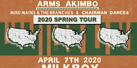*CANCELED* Arms Akimbo + Mike Mains & the Branches tickets