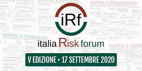 Italia Risk Forum - V Edizione tickets