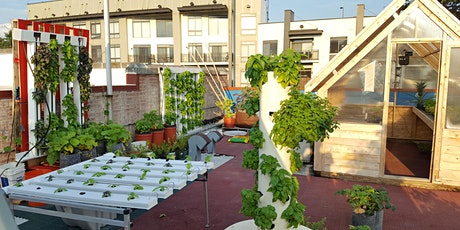 Rooftop Urban Farm Tour! tickets
