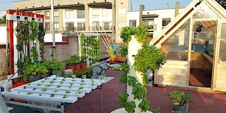 Rooftop Urban Farm Tour! tickets