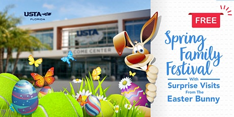 FREE Spring Family Festival at the USTA National Campus tickets
