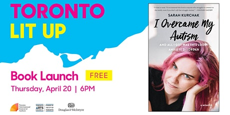 POSTPONED - Toronto Lit Up: Sarah Kurchak tickets