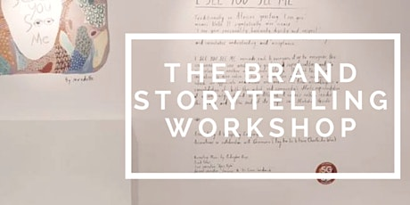 Brand storytelling workshop tickets