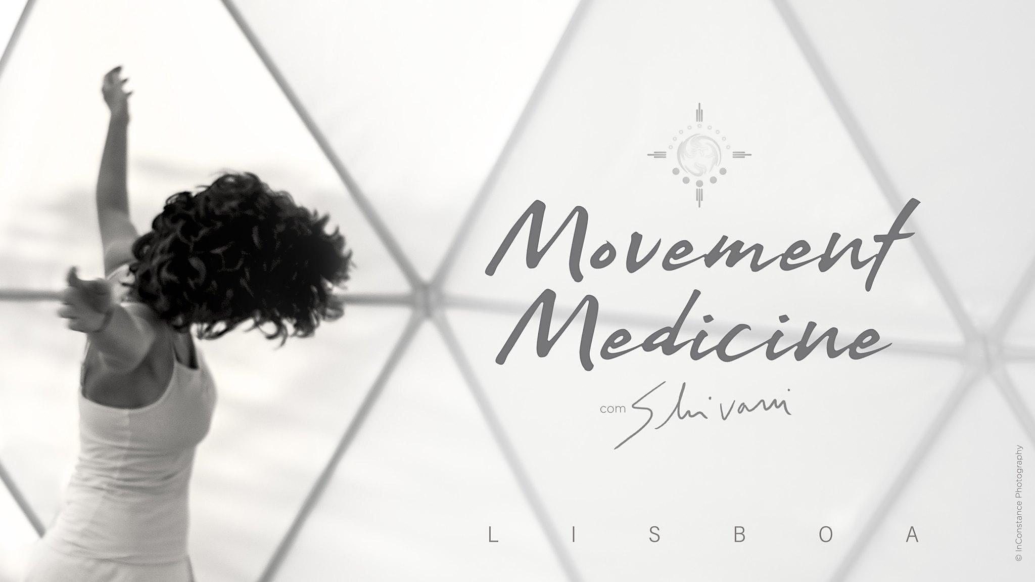 Movement Medicine com Shivani