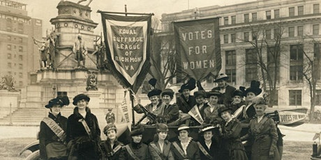 Teaching Women's Suffrage tickets