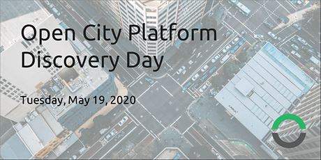 Open City Network: Open City Platform Discovery Day tickets