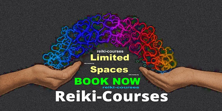 Reiki 1 Course, Saturday 28 March, Limited Places. Edgware, North London image