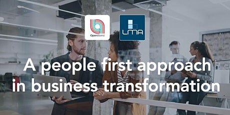 A people first approach in business transformation  tickets