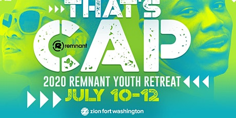 That's Cap - Youth Retreat tickets