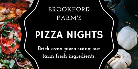 Brookford Farm's Pizza Night tickets