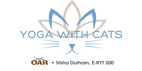Yoga with Cats tickets