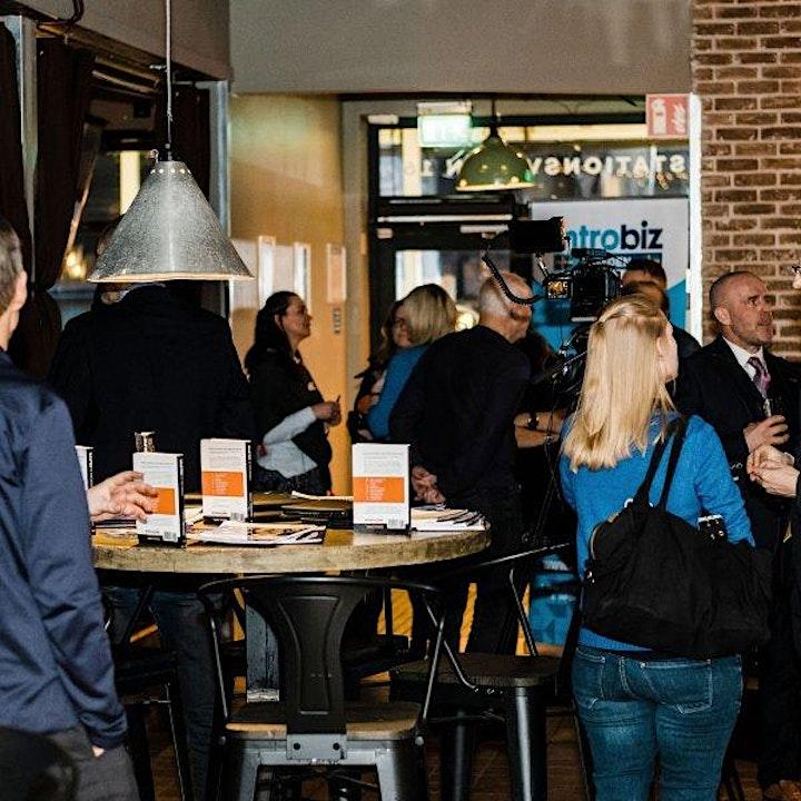 Introbiz Stockholm Launch image