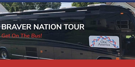 Better Angels Bus Tour tickets