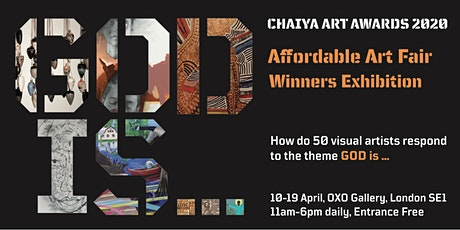 Affordable Art Fair - Chaiya Art Awards, Winners Exhibition tickets