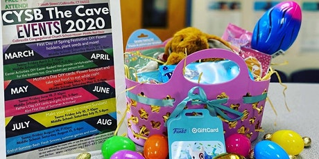 The Cave- April (Middle School) Event tickets