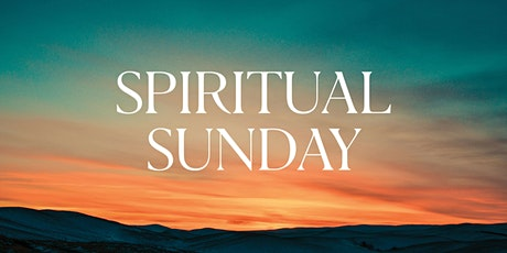 Spiritual Sunday 4/12/2020 - Boca  tickets