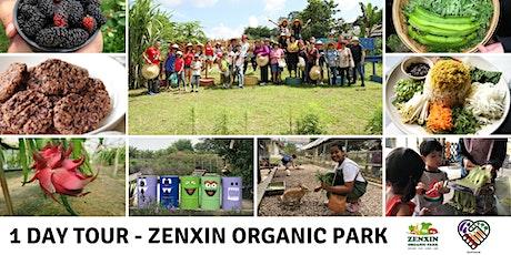 GoPasar - Zenxin Organic Park 1-Day EcoTour (21 June) tickets