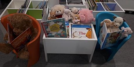 Teddy Bear Sleepover at Hexham Library tickets