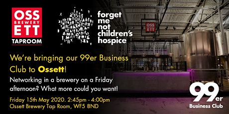 99er Networking Event @ Ossett Brewery's Tap Room tickets