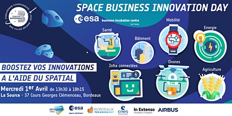Space Business Innovation Day Bordeaux tickets