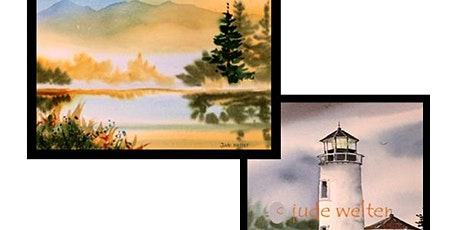 Watercolor For Beginners with Jude Welter tickets