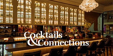 Cocktails & Connections Networking Event at The Hudson tickets