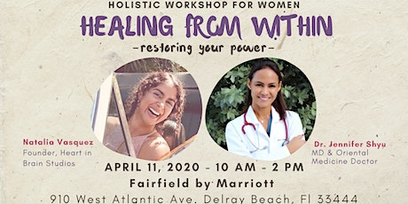 Healing from Within -Restoring your Power- tickets