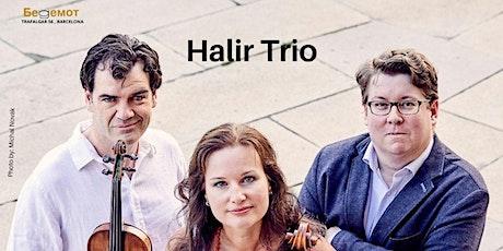 Halir Trio entradas