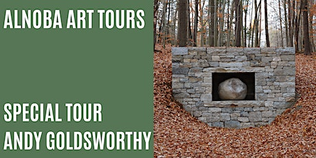 Alnoba Art Tours: Andy Goldsworthy tickets