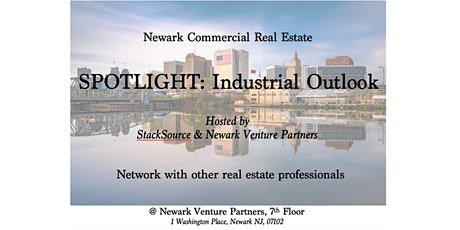 Newark CRE: Industrial Outlook (Webinar) tickets