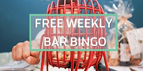 Free Weekly Bar Bingo at O'Sullivan's, Every Thursday tickets