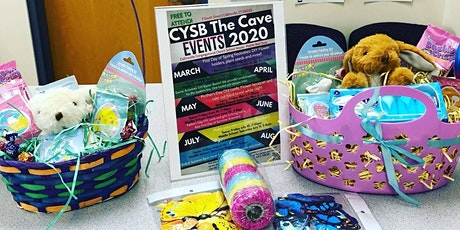 The Cave- April (Teen) Event tickets