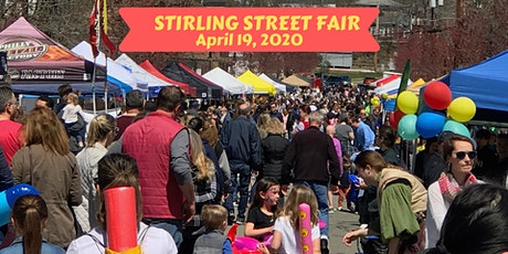 Stirling Street Fair tickets