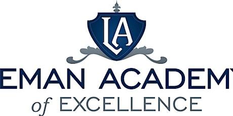 Leman Academy of Excellence Mesa 1ST-5TH GRADE Sneak Peek tickets