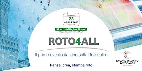 Roto4All biglietti
