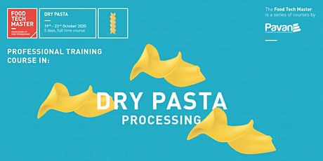 Food Tech Master - Dry Pasta Processing 2020 entradas