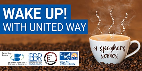 Wake Up! with United Way, Human Trafficking: Combating Exploitation & Abuse tickets