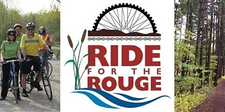 27th Annual Ride for the Rouge Fundraiser tickets