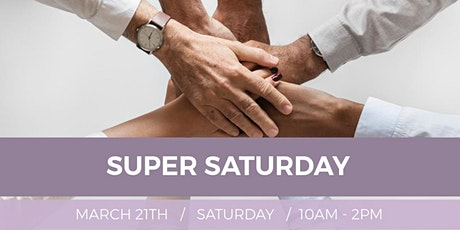 MONCTON SUPER SATURDAY tickets